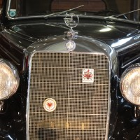 Oldtimer Messe Tulln Mercedes-Benz 170 S 1949