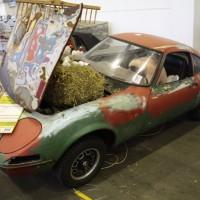 Oldtimermesse Tulln Opel GT