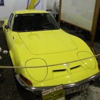 Oldtimermesse Tulln 2013 Opel GT