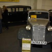 Oldtimermesse Tulln 2013 Tatra