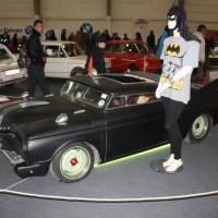 Oldtimer Messe Tulln TopChop Batman Auto