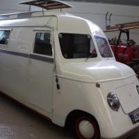 Oldtimer Messe Tulln VW Wohnmobil Wiener Karosseriebauer Kocijan