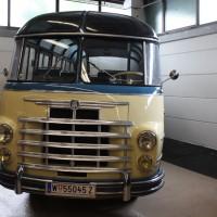 Oldtimermesse Tulln Autobus