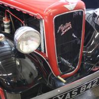 Oldtimermesse Tulln 2013 Austin Seven