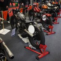 Oldtimermesse Tulln 2013 Motorräder Harley Davidson