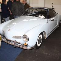 Oldtimermesse Tulln VW Karmann Ghia