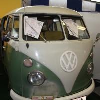 Oldtimermesse Tulln 2013 VW Bus T1