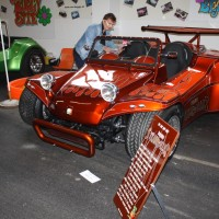 Oldtimermesse Tulln 2013 VW Buggy Great
