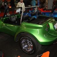 Oldtimermesse Tulln 2013 VW Buggy
