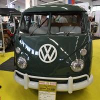 Oldtimermesse Tulln 2013 VW Bulli