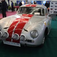 Oldtimer Messe Tulln Porsche 356