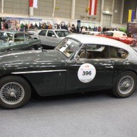 Oldtimermesse Tulln 2013 Aston Martin