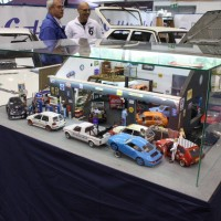 Oldtimermesse Tulln 2013 Volkswagen Diorama