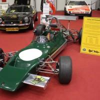 Oldtimermesse Tulln 2013 Lotus Formel Rennwagen