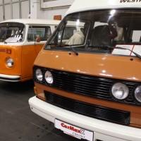 Oldtimermesse Tulln 2013 VW Busse Bullis