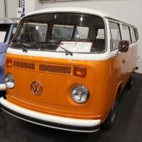 Oldtimermesse Tulln 2013 VW Bus T2