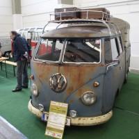 Oldtimer Messe Tulln VW Bus