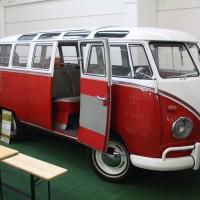 Oldtimer Messe Tulln VW Bus Samba