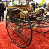 Oldtimermesse Tulln 2013 Benz Patent Motorwagen