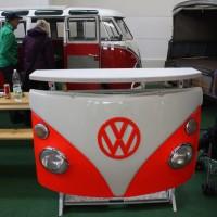 Oldtimer Messe Tulln VW Bus Bulli Bar