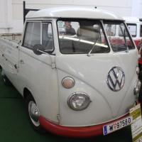Oldtimer Messe Tulln VW Bus Bulli Pritsche