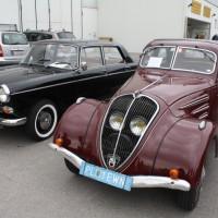 Oldtimermesse Tulln 2013 Peugeot