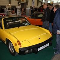 Oldtimer Messe Tulln VW Porsche 914