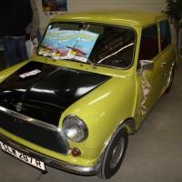 Oldtimer Messe Tulln Mini Mr. Bean