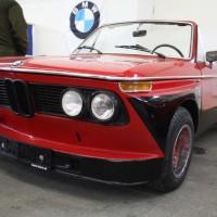 Oldtimer Messe Tulln BMW Cabrio Umbau