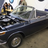 Oldtimer Messe Tulln BMW Cabriolet