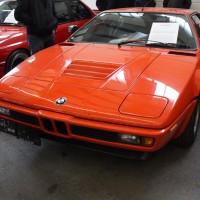 Oldtimer Messe Tulln BMW M1