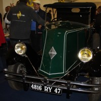 Oldtimer Messe Tulln Renault Torpedo