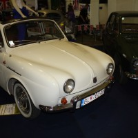Oldtimer Messe Tulln Renault