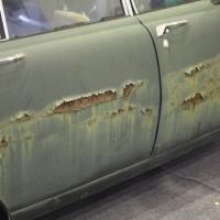 Oldtimer Messe Tulln Rover Rost