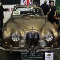 Oldtimer Messe Tulln Jaguar
