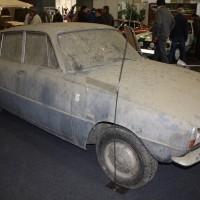 Oldtimer Messe Tulln Rover gefunden