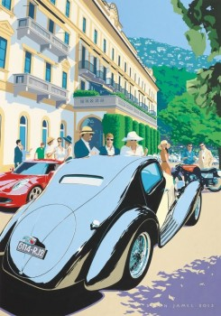 Concept Cars und Prototypen beim Concorso d'Elegenza Villa d'Este 2013