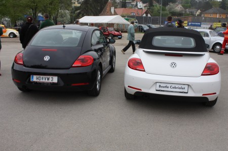 VW Käfertreffen Eggenburg New VW Beetle