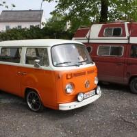 VW Käfertreffen Eggenburg VW Bus