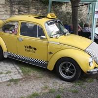VW Käfertreffen Eggenburg 2013 VW Käfer Taxi Yellow Cab