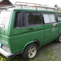 VW Käfertreffen Eggenburg VW Bus T3