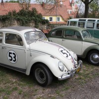 VW Käfertreffen Eggenburg 2013 Herbie