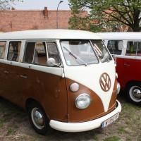 VW Käfertreffen Eggenburg VW Bus T1