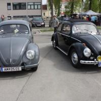 VW Käfertreffen Eggenburg 2013 Brezel Käfer
