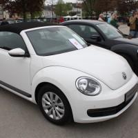 VW Käfertreffen Eggenburg New VW Beetle Cabriolet