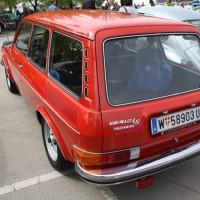 VW Käfertreffen Eggenburg 2013 VW Typ 4