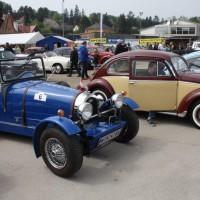 VW Käfertreffen Eggenburg 2013 Bugatti Replika