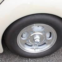 VW Käfertreffen Eggenburg 2013 Trommelbremse Reifen Felge