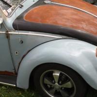 VW Käfertreffen Eggenburg 2013 Faltdach Käfer Patina