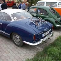 VW Käfertreffen Eggenburg 2013 Karmann Ghia